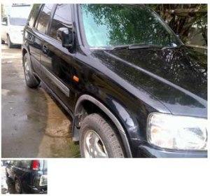 Mobil Bekas Jakarta Barat : Honda CRV