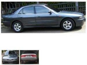 Mobil Bekas Jakarta Barat : Mitsubishi Galant